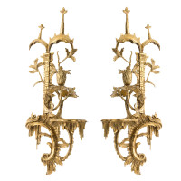 """***Lyvrich d'Elegance, Gilded Dior Ormolu 
