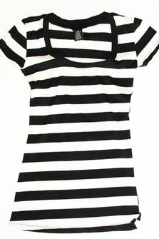 STRIP STRIPE TEE SHIRT