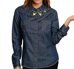 CASUAL FRIDAY DENIM SHIRT