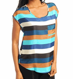 SAND & SEA STRIPE TOP