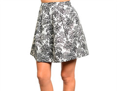 BROCADE BEAUTY SKIRT