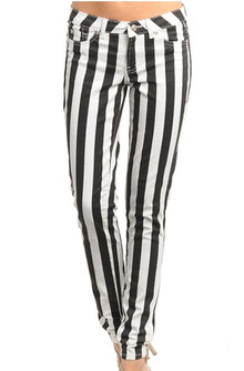 LUCKY STRIPE JEANS