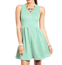 EASY BEING GREEN DRESS