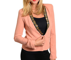 PENCHANT FOR PANACHE BLAZER