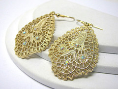 GOLDEN GODDESS EARRINGS