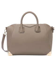 MICHELLE BAG - TAUPE GRAY