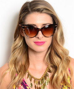 LAUREN CATEYE SUNGLASSES