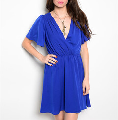 BLUE DATE SPECIAL DRESS