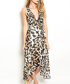QUEEN OF JUNGLE DRESS