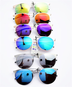 KIRSEY MIRROR SUNGLASSES