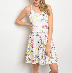 SPRING TO LIFE DRESS