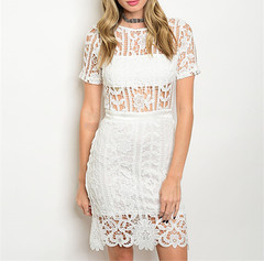 CORDIALS & LACE DRESS