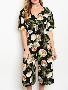 BOTANICALLY SPEAKING ROMPER