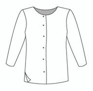 Easy Fit 3/4 Sleeve Cardigan (1448Q)