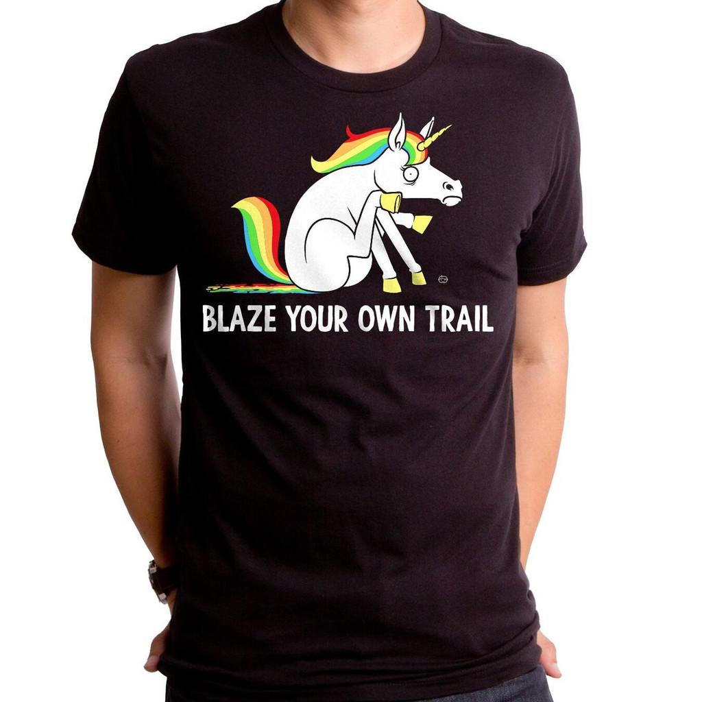 Blaze Your Own Trail Men's T-Shirt