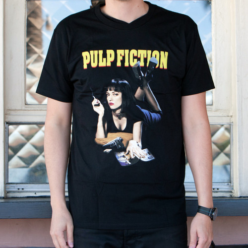 Pulp Fiction Mia Men's T-Shirt