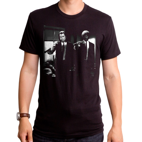 Pulp Fiction Vincent and Jules Men's T-Shirt