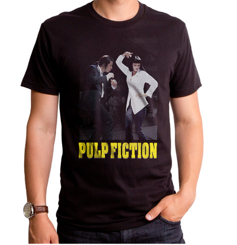 Pulp Fiction Dance Off Men's T-Shirt