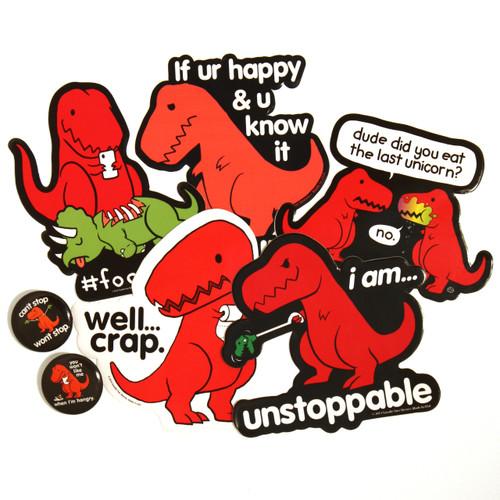 Dinosaur Goodie Pack