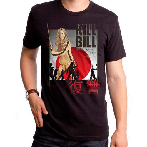 Kill Bill Movie Poster Men's T-Shirt