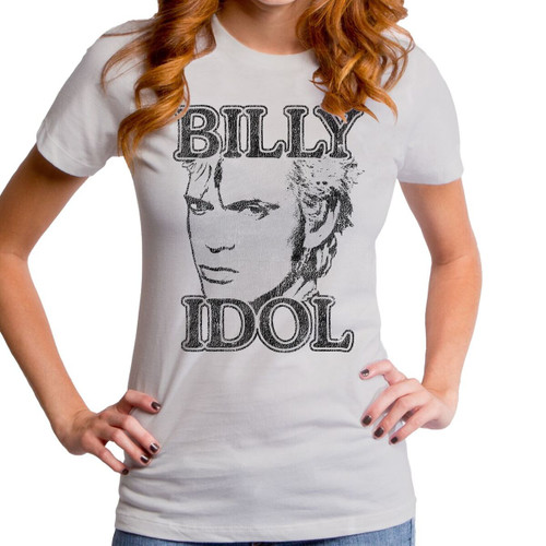 Billy Idol Women's T-Shirt