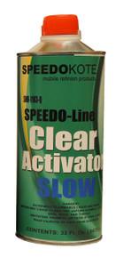 SMR-1103-Q clearcoat Activator Quart Slow Speed