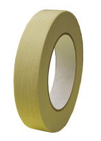 "SMR-MT1  MASKING TAPE 1"" x 60yds, 1 inch x 60 yds, one roll"
