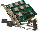 16 Channel 480 FPS PC PCI Real Time DVR Card -- USS808-2