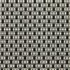 thumbnail image of Sambonet Linea Q Table Mats Table mat, black / white rectangles, 16 1/2 x 13 inch