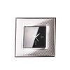 thumbnail image of Sambonet Clock Dew Clock, 3 1/2 x 3 1/2 inch