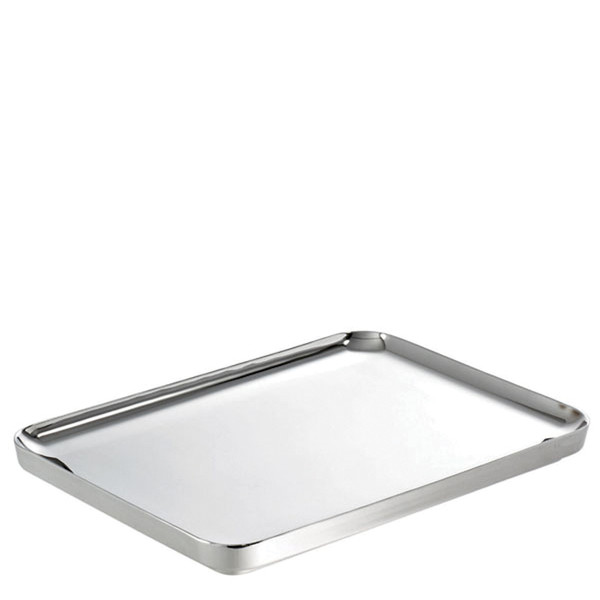 Sambonet T Light Rectangular tray, 15 3/4 x 10 5/8 inch