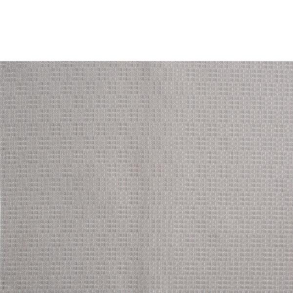 Sambonet Linea Q Table Mats Table Mat, Silver, 16 1/2 x 13 inch