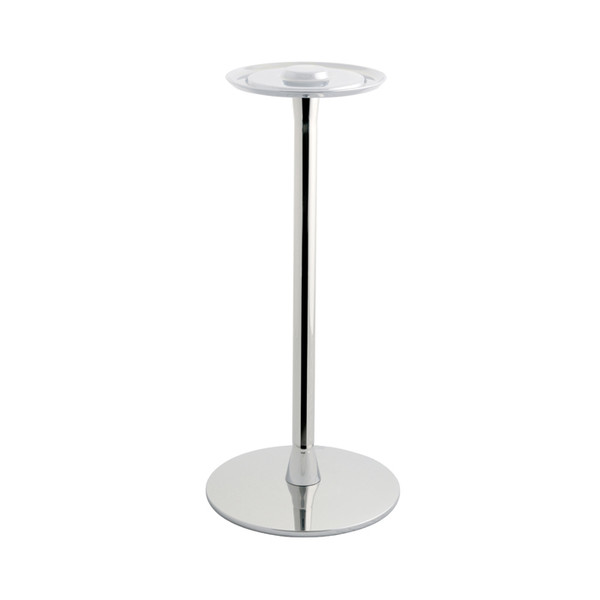 Linea Q Ice Stainless Steel Wine cooler stand, 24 3/8 inch