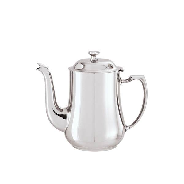 Sambonet Elite Coffee pot with goose neck, 54 1/8 ounce