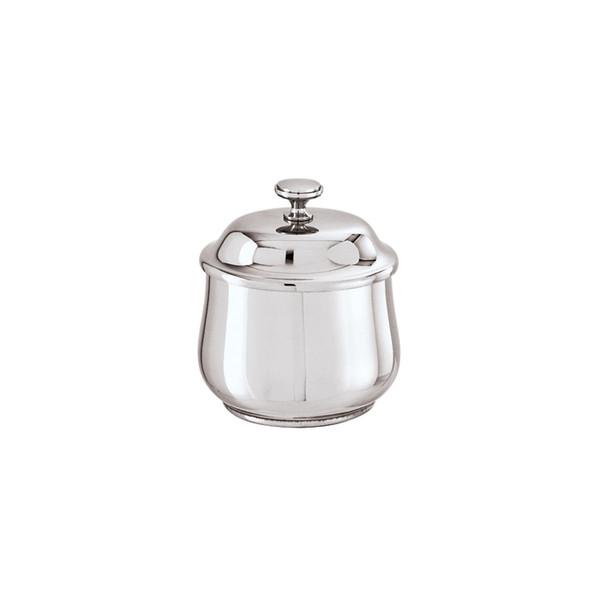 Sambonet Elite Sugar bowl with cover, 6 3/4 ounce