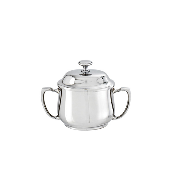 Sambonet Elite Sugar bowl with cover & handles, 8 3/4 ounce