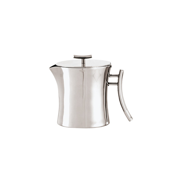 Bamboo 18/10 Stainless Steel Tea pot, 33 7/8 ounce