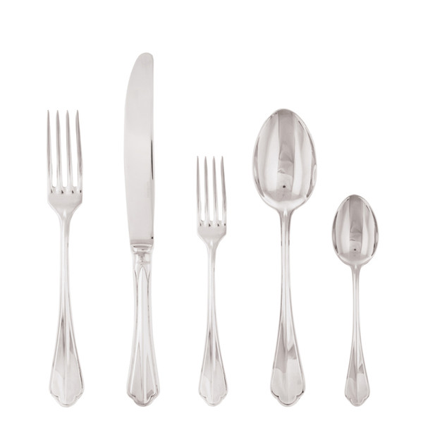 write a review for Rome 18/10 Stainless Steel 5 Pcs Place Setting (hollow handle knife)