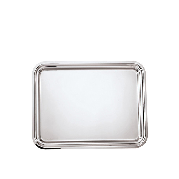 Elite Stainless Steel Rectangular tray, 11 x 7 7/8 inch