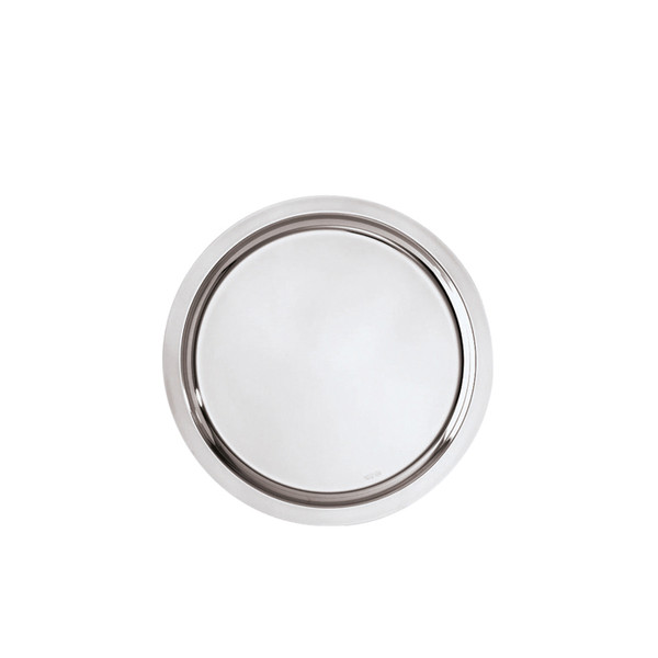 Elite Stainless Steel Round tray, 13 3/4 inch