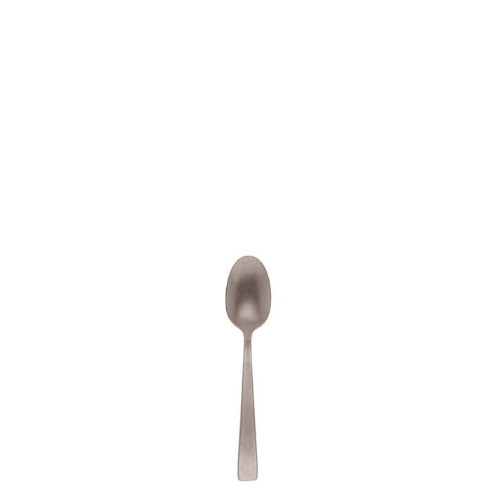 Flat Vintage Tea / Coffee Spoon, 5  7/16 inch  