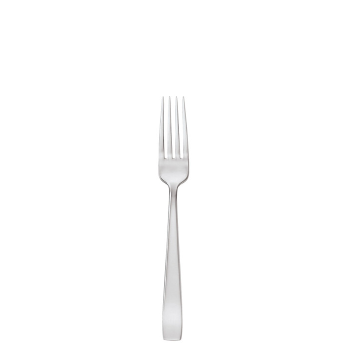Flat Stainless Steel Table Fork, 8 inch |