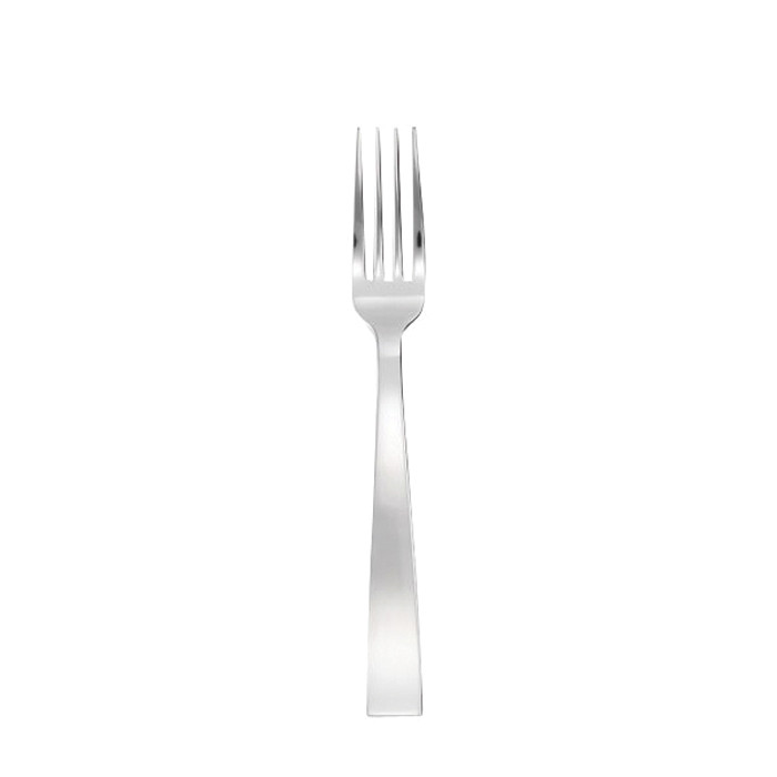 Gio Ponti Silverplated Table Fork, 8 1/8 inch |