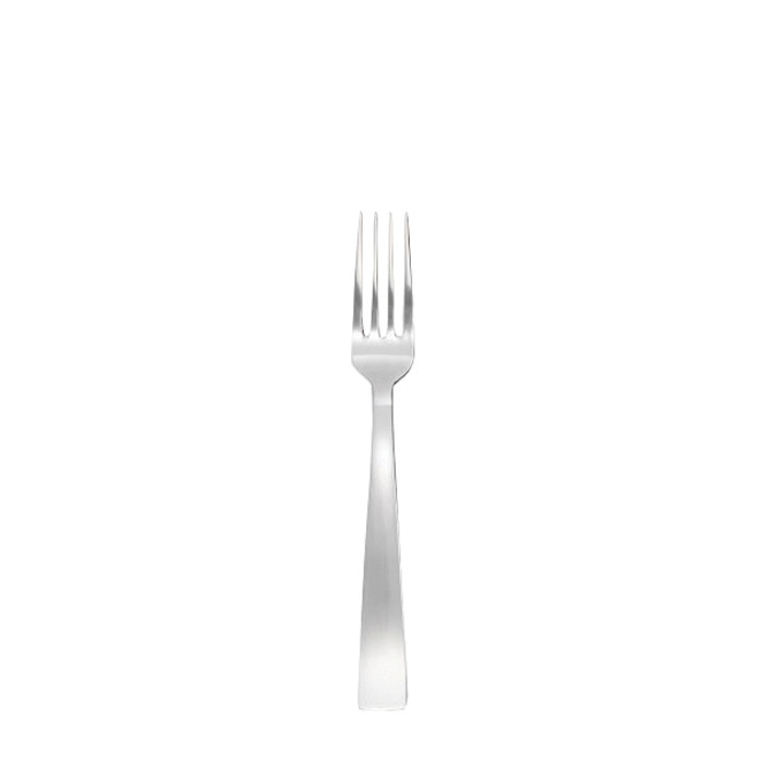 Gio Ponti Silverplated Dessert Fork, 7 inch |