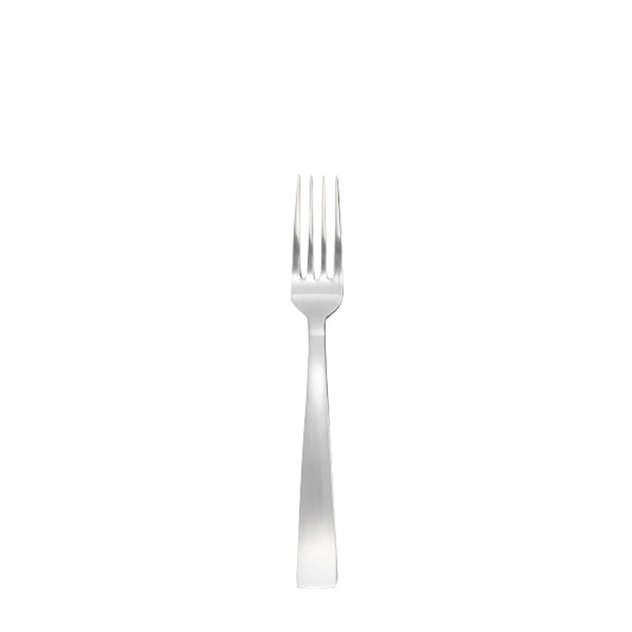 Gio Ponti Stainless Steel Dessert Fork, 7 inch |