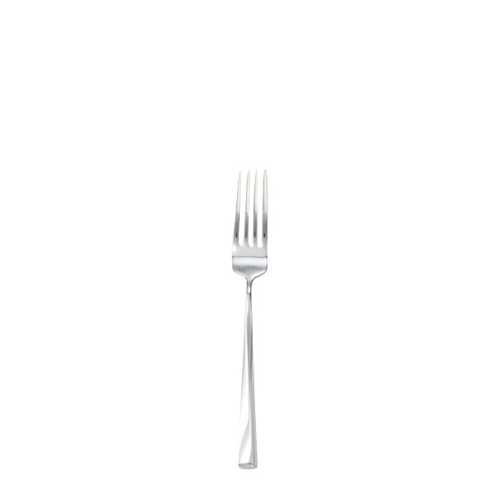 Twist Silverplated Dessert Fork, 7 1/4 inch |