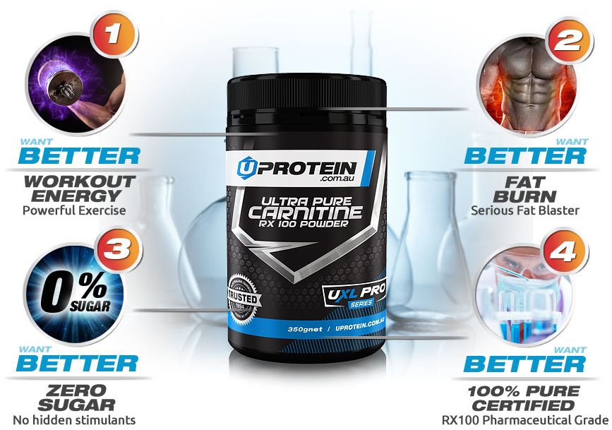 Buy L-Carnitine Powder Online Australia