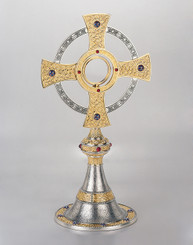 """Celtic"" Monstrance"