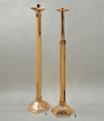 Regal Floor Candlesticks 9942