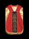 Red Chasuble - Front